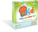 Kids Great Adventure - Card Game